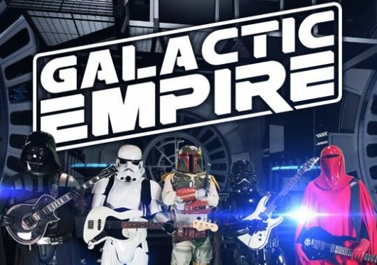 Galactic Empire Band Photo