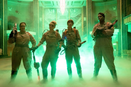 Ghostbusters Images Chris Hemsworth
