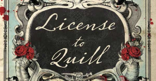 License to Quill by Jacopo della Quercia banner