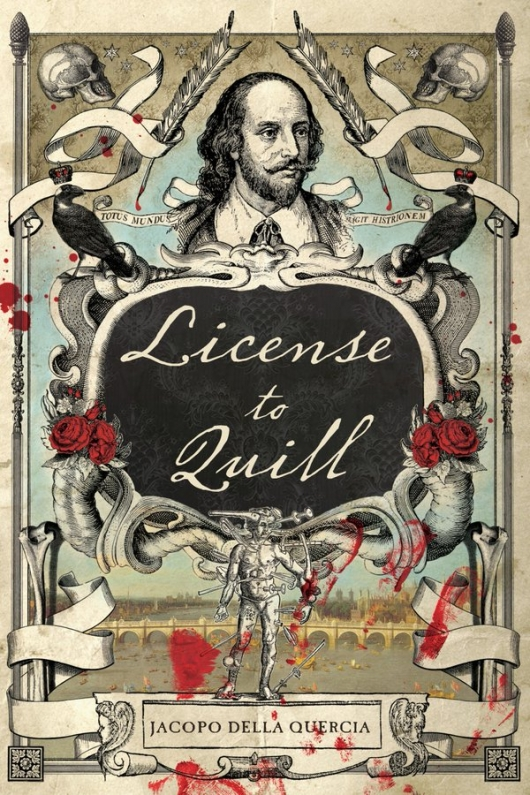 License to Quill by Jacopo della Quercia cover