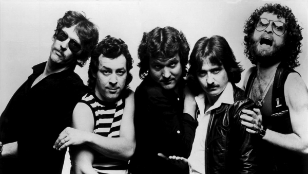 Blue Oyster Cult Band Photo