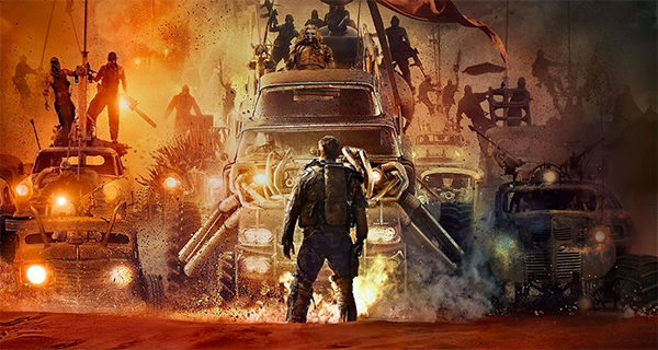 Favorite Films of 2015 - Mad Max: Fury Road
