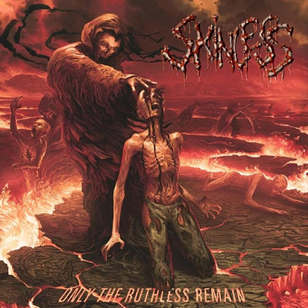 Skinless Only The Ruthless Remain Album Art