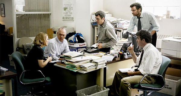 Favorite Films of 2015 - Spotlight
