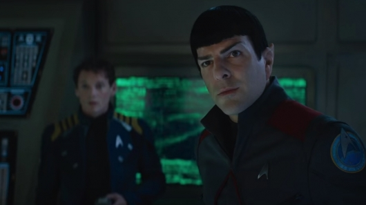 Star Trek Beyond trailer header image