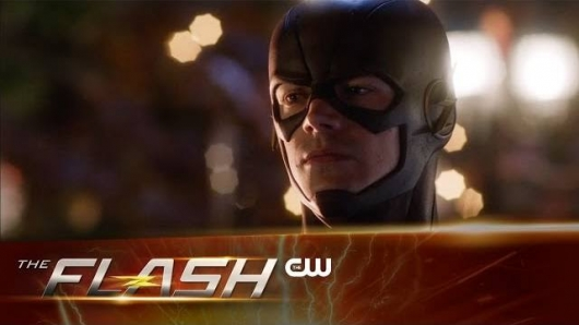 The Flash 209 Header
