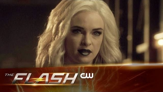 The Flash Pretty Messed Up Trailer Header