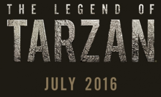 The Legend of Tarzan Title