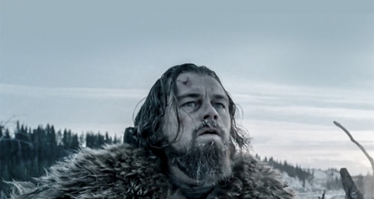 Favorite Films of 2015 - The Revenant Golden Globes Winner