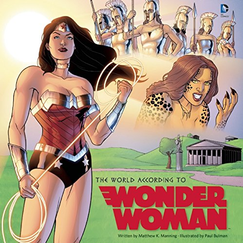 The World According to Wonder Woman cover