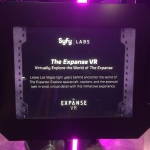 CES 2016: Syfy Labs The Expanse #6