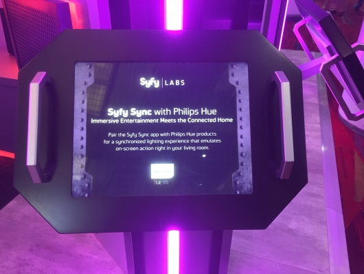 CES 2016: Syfy Labs The Expanse #1