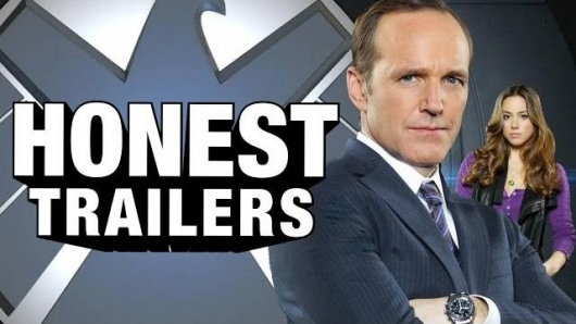 Agents of Shield Honest Trailer