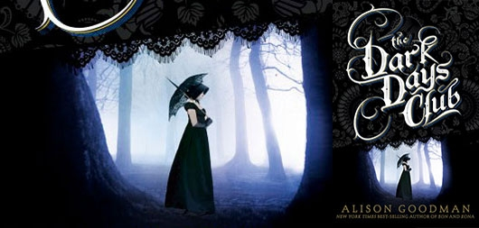 The Dark Days Club A Lady Helen Novel Book 1 banner