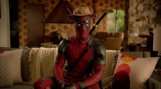Deadpool Australia Day