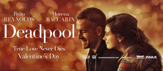 Deadpool Valentine's Day Ads #1