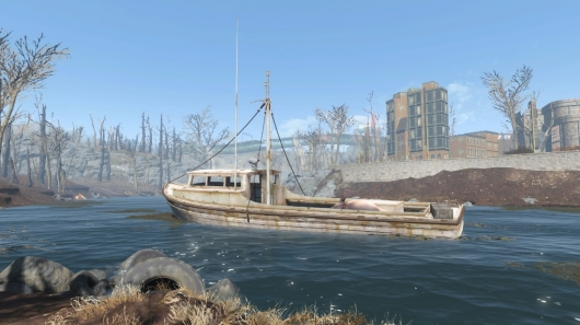 Fallout 4 JAWS Easter Egg #1