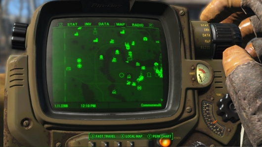 Fallout 4 JAWS Easter Egg #9