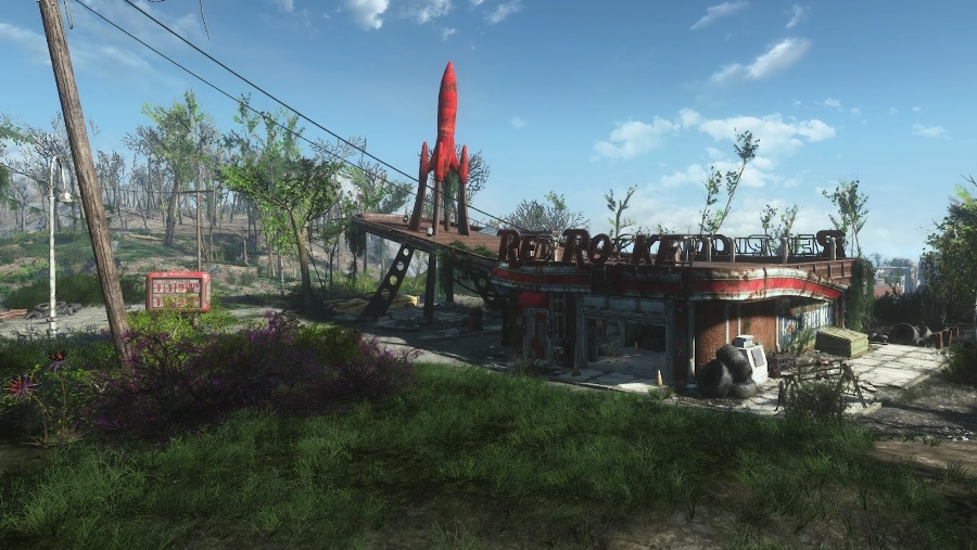 Fallout 4' Mod Makes Commonwealth Look Like 'The Last Of Us' (Video)