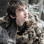 Game Of Thrones Season 6 Isaac Hempstead-Wright as Bran Stark EW photo