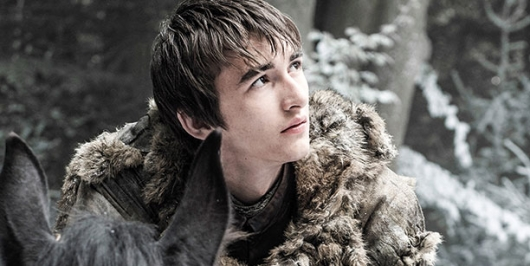 Game Of Thrones Season 6 Isaac Hempstead-Wright as Bran Stark