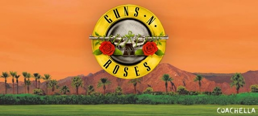 Guns N' Roses Coachella 2016