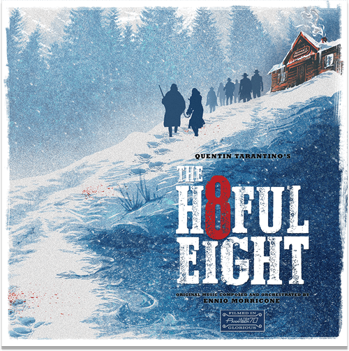 The Hateful Eight soundtrack cover