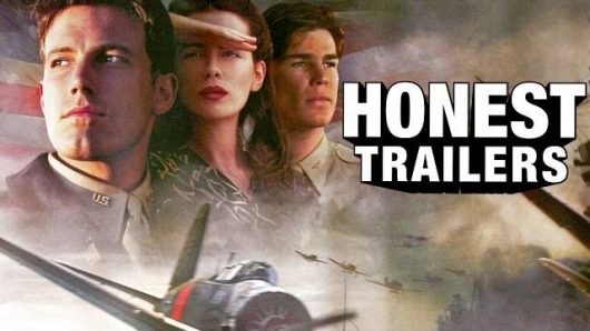 Honest Trailer Pearl Harbor