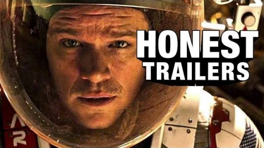 Honest Trailer The Martian
