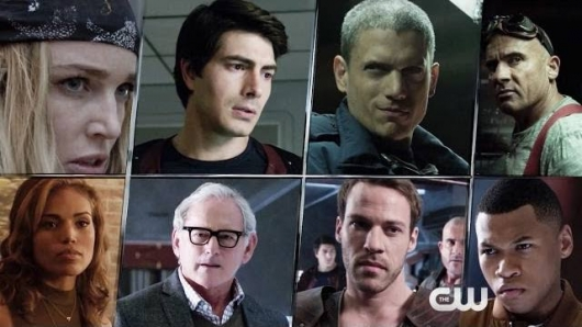 Legends of Tomorrow One Chance Header