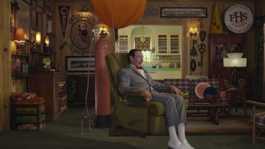 Pee-wee's Big Holiday Netflix