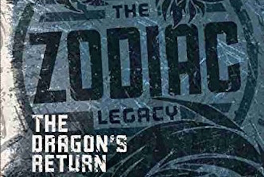 The Zodiac Legacy The Dragon's Return Full Cover