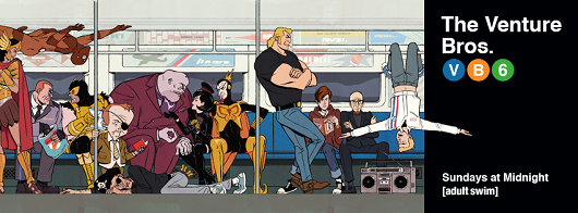 Venture Bros. Season Six
