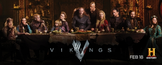 Vikings Season 4 Cast Photo