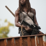 Danai Gurira as Michonne - The Walking Dead