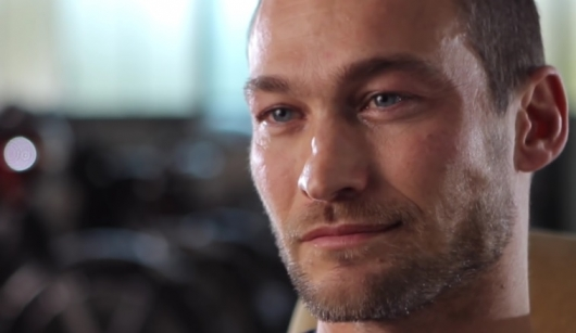 Andy Whitfield, Be Here Now