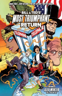 Bill & Ted's Most Triumphant Return TP
