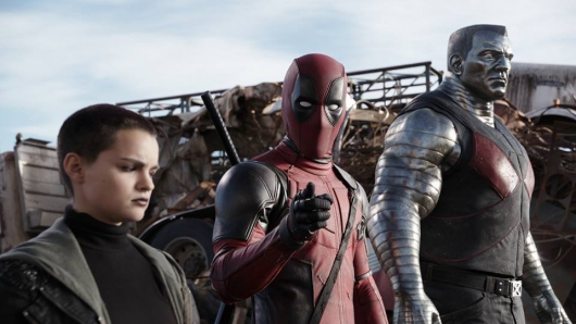 James Gunn Talks Hollywood Copying Deadpool Success