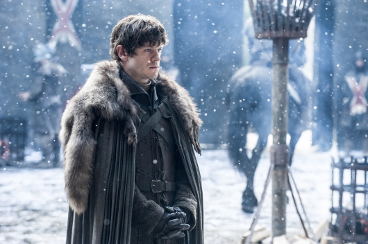 Iwan Rheon as Ramsay Bolton - Game of Thrones Season 6