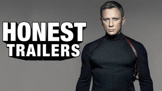 Honest Trailers Spectre