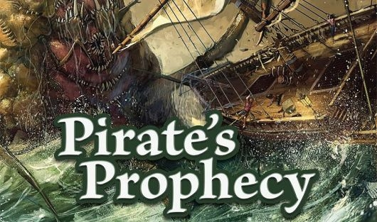 Pathfinder Tales: Pirate's Prophecy Book Review