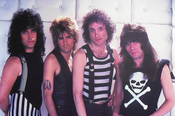 Quiet Riot Band Photo 1983