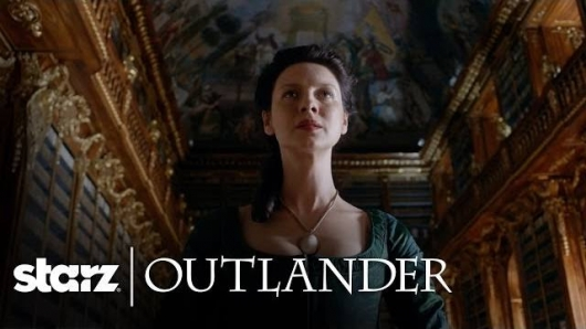 Starz Outlander Official Trailer