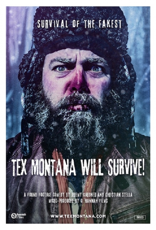 Tex Montana Will Survive Poster