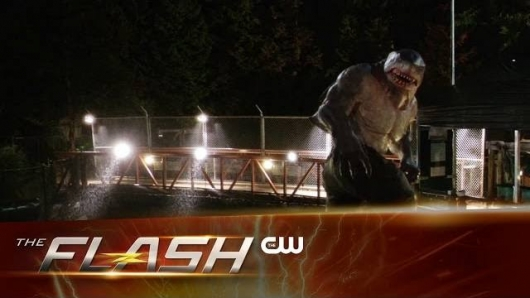 The Flash 215 Header