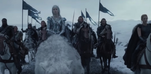 The Huntsman: Winter's War trailer image