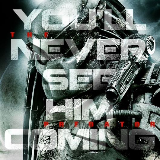 The Predator Teaser Image