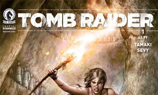 Tomb Raider II #1