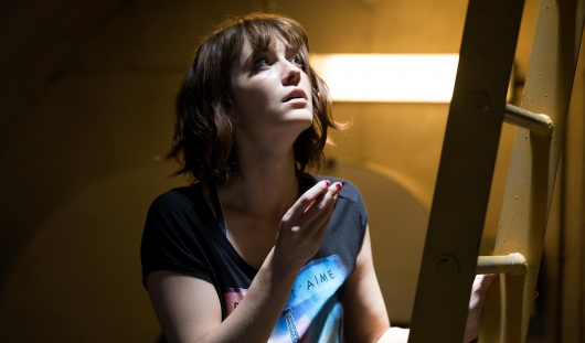 Mary Elizabeth Winstead as Michelle in 10 Cloverfield Lane