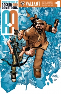 A&A: The Adventures Of Archer & Armstrong #1